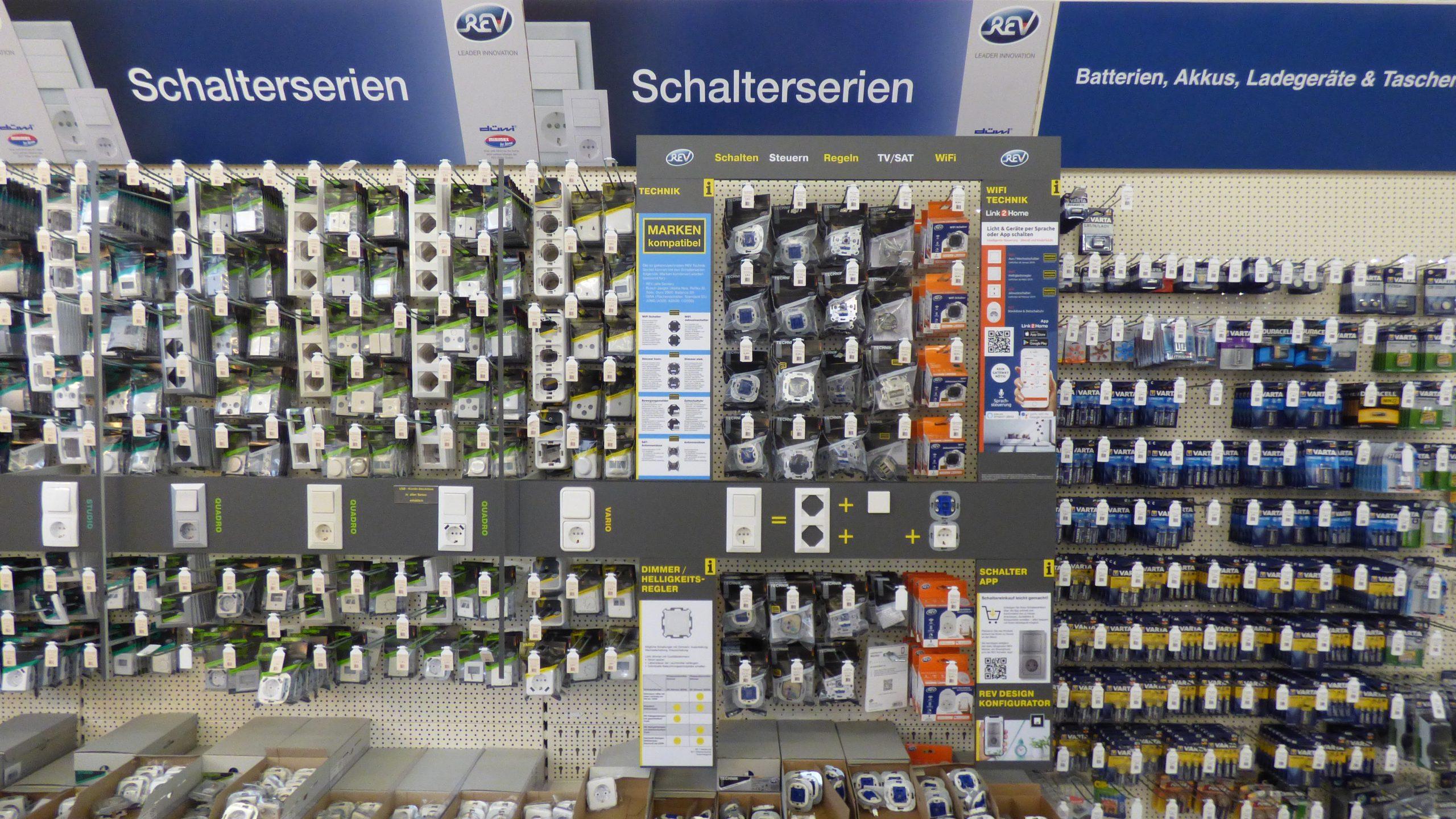 Elektrotechnik - Baufuchs Königslutter GmbH